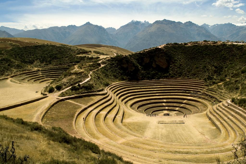 Heilige vallei Peru